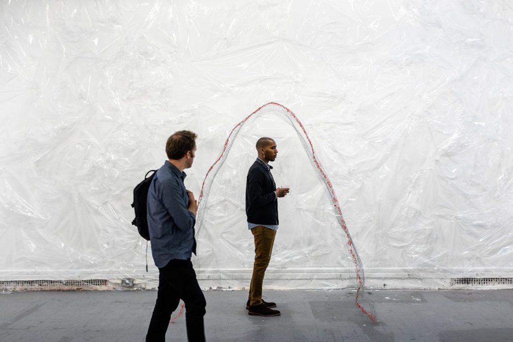 Giuseppina Giordano, installation's view / Slade Research Centre