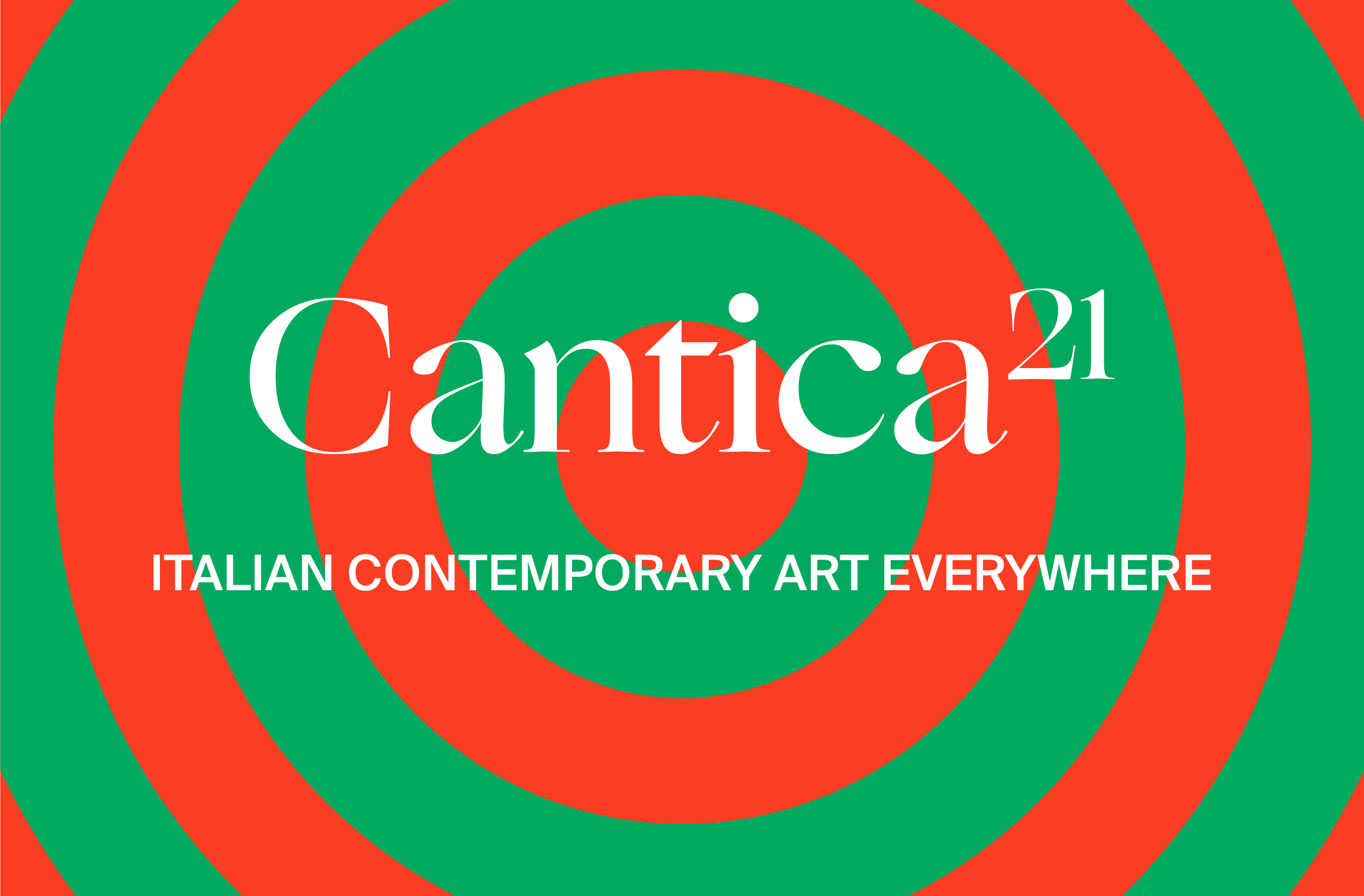 Cantica21, Italian Contemporary Art Everywhere /design by LeftLoft